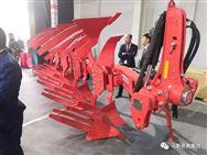 意大利马斯奇奥参加2019中国国际农业机械展览会