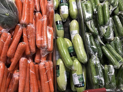 三季度农产品抽检总体合格率97.3%