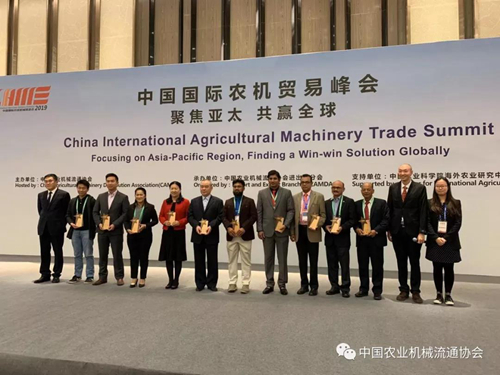 """中国国际农机展:""""国际""""二字实至名归"""
