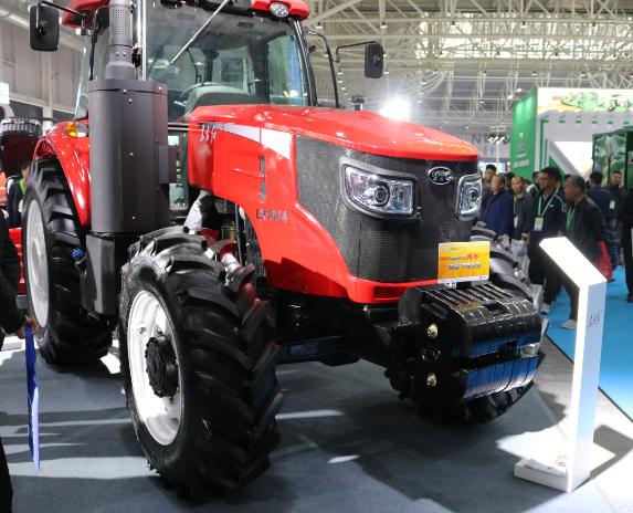 关于邀请参加2020全国农业机械及零部件展览会的函