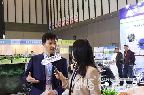 专访苏州博田自动化博士/总经理王蓬勃